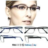 Чисто Titanium Eyeglass обрамляет способ Eyewear