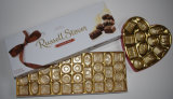 Chocolate Thermoforming Packing를 위한 PVC Gold Silver Film