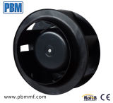 133mm Plastic EC Centrifugal Exhaust Fan