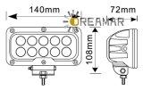 30W 5inch 5D 렌즈 LED 헤드라이트