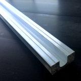 Perfil de aluminio/barra de aluminio de la protuberancia con la flauta profunda