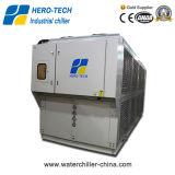 Luftgekühlte Schraubenwasserkühlgerät mit Bizter Compressor