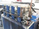 Linha de produção da extrusora da saída da tubulação do PVC quatro com Ce