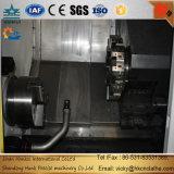 Torno barato do CNC da máquina de giro do CNC do preço mini