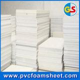 Изготовление доски пены PVC шкафа (чисто белизна с белой белизны льда)