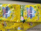 pó de lavagem detergente de formação de espuma elevado do saquinho 30g para o mercado de África
