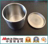 Tungsten Crucible para a fusão de aço Crucible para Alumina
