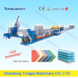 CO2 oder Freon Extruded XPS Foaming Sheet Production Machine