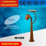 3.7V 5ah Solarlichter der Lithium-Batterie-3W LED für Garten