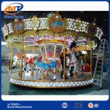 Carousel лошади оборудования занятности цены по прейскуранту завода-изготовителя для сбывания