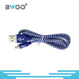 Cable de datos popular al por mayor del USB de Bwoo para el teléfono elegante