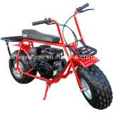 EPAおよびセリウムが付いている196ccガソリン式のバイク