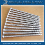 Mittleres Carbon Steel Hardend 7.5*132mm Concrete Screw Silver