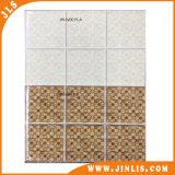 Mattonelle di ceramica lustrate della parete della prova dell'acqua della stanza da bagno