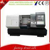 Macchina ad alta velocità del tornio di CNC di vendita della fabbrica dell'asse di rotazione Ck6136