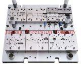 Modificar la velocidad de la precisión para requisitos particulares que estampa la herramienta progresiva de la pieza estampada en frío