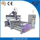 Acut-1325 기계장치를 만드는 기계 가구를 새기는 자동 공구 변경 나무