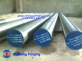 Hete Forged en Polished Steel Bar AISI4140 voor Export