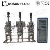 Edelstahl-industrieller chemischer Druck-Vakuumreaktions-Kessel