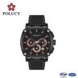 A fibra personalizada do carbono presta atenção às peças sobresselentes 2016 do relógio de pulso dos homens