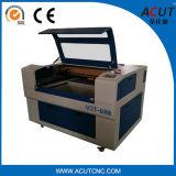 China-Lieferanten-Förderung 6090 CNC-CO2 Stich-Ausschnitt-Maschine
