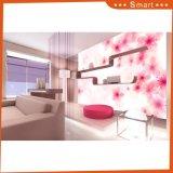 Las ventas calientes modificaron la pintura al óleo del diseño para requisitos particulares 3D de la flor para la decoración casera (modelo No.: Hx-5-054)