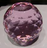 Boule en cristal (rose YH-10012)