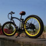 26inch neumático gordo 500W Ebike para el hombre