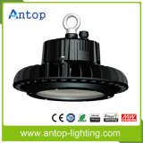 UFO impermeable LED Highbay ligero con el programa piloto de Meanwell
