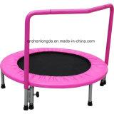 O mini Trampoline da alta qualidade com corrimão ostenta Equipment2