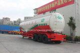 Tanker-halb Schlussteil des Massenpuder-72cbm