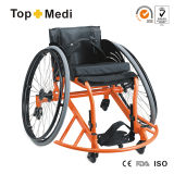 [توبمدي] ألومنيوم كرة سلّة حارس خارجيّة وقت فراغ رياضة كرسيّ ذو عجلات