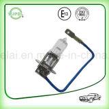 Indicatore luminoso di nebbia dell'automobile che determina bianco eccellente H3 12V 55W della lampadina