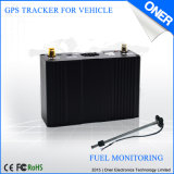 Perseguidor del coche del GPS con el sensor del combustible para fuera de recordar del combustible