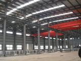 중국 가격 Prefabricated 가벼운 강철 구조물 작업장