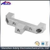 Kundenspezifische Metall-CNC-maschinell bearbeitende Aluminiumteile für Automatisierung