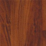 Papel de Melamined del grano del acacia de tres Paquet para el suelo laminado