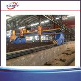 Máquina de estaca da placa de aço de folha do metal do plasma do CNC do pórtico
