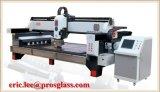 Machine de gravure de commande numérique par ordinateur/outil en verre