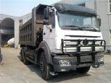 De Hete Verkoop van Afrika! de Vrachtwagen van de Stortplaats 10CBM POWERSTAR BEIBEN