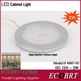 Moderno SMD3528 12V 2W ultra-sottile LED Kitchen Cabinet Light