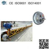 시멘트 광업 쇄석기 플랜트는 45의 50의 55의 60의 70 mm 비율 15 Ta를과 Smr 벨트 콘베이어 변속기 사용했다