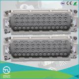 High-Density разъем 64p 500V/16A сверхмощный вводит Male-Female