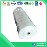 Sac de vêtement en plastique remplaçable de LDPE pour le système de blanchisserie