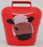 Schweizer Cowbell mit Magneten für Förderung