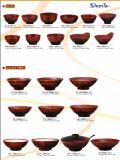 """멜라민 """" 자연적인 색깔 """" 시리즈 식기 또는 Dinnerset/100%Melamine 식기"""