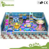 Preços internos personalizados comerciais do equipamento do campo de jogos dos miúdos para a venda