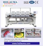 Holiauma 4 de HoofdPrijs van de Machine van het Borduurwerk van de Computer van de Doek van 15 Kleur Tubulaire GLB