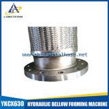 Manguito trenzado flexible del metal del acero inoxidable de la alta calidad