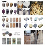 Granite & Marble & Cobble naturali Decoration Stone per Paving, giardino, Wall